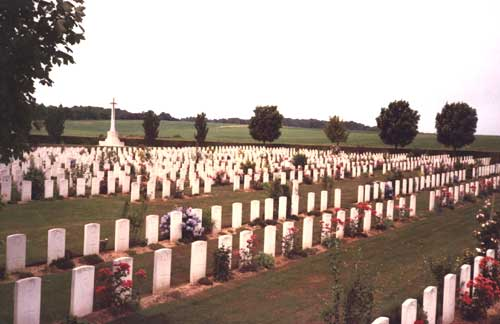 VILLERS STATION CEMETERY